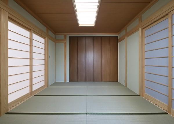 4-2本正寺客殿 和室