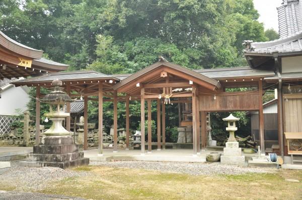 日枝神社 繋ぎ廻廊
