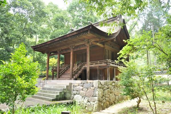 神谷神社本殿 メイン