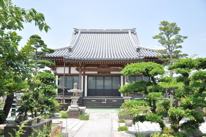 称讃寺本堂