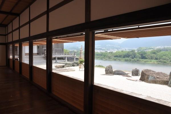 5本楽寺客殿広縁①