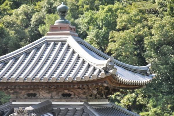 5 長福寺経蔵竣工
