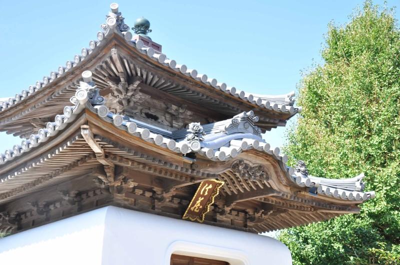 3 長福寺経蔵竣工